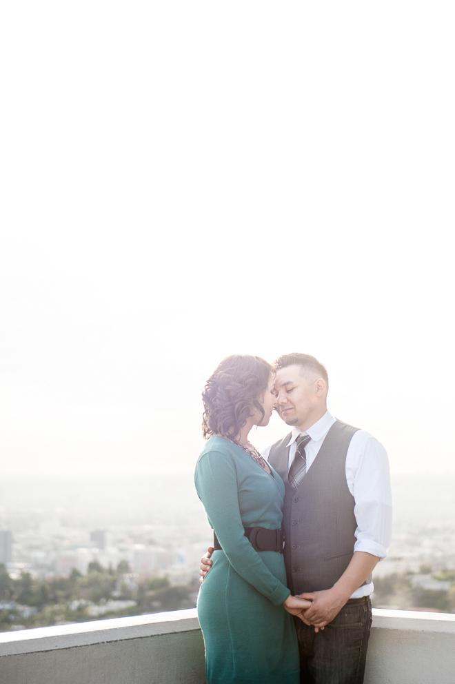 Griffith Engagement-Vivian Lin Photo