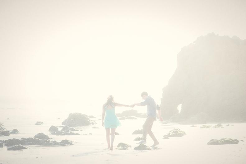 Love in Malibu-Vivian Lin Photo