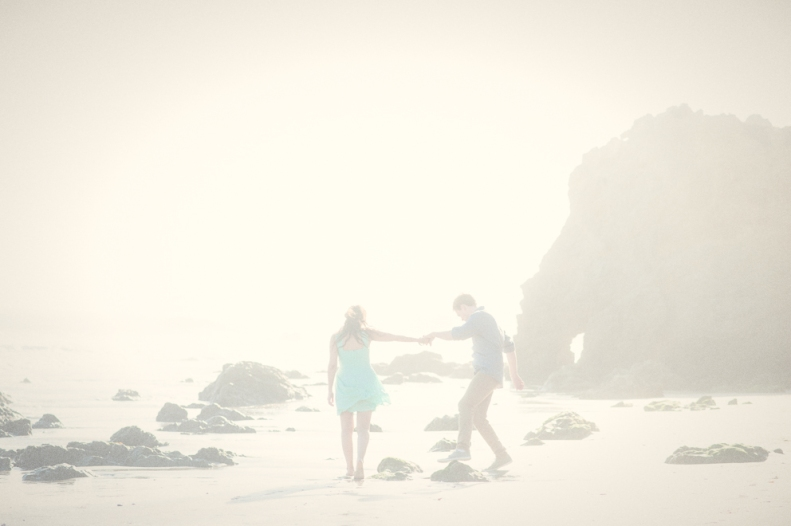 Love in Malibu-Vivian Lin Photo
