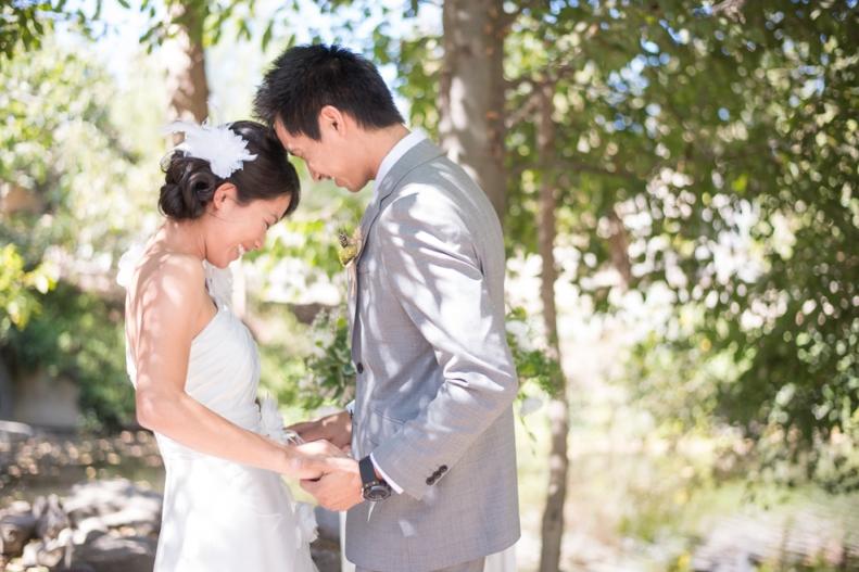 San Diego Wedding-Vivian Lin Photo
