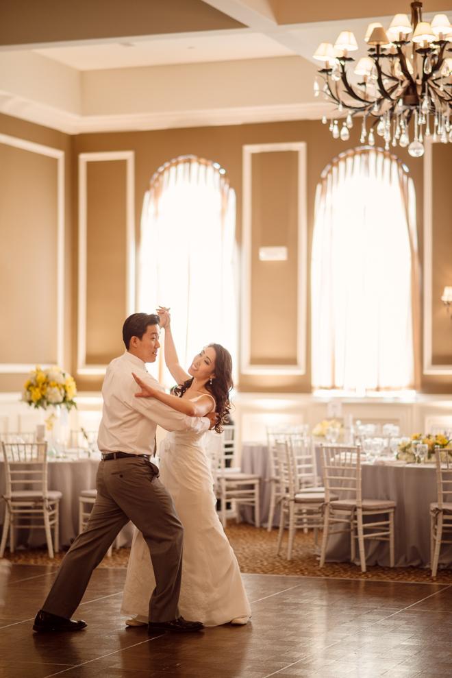Wedding Tango-Vivian Lin Photo