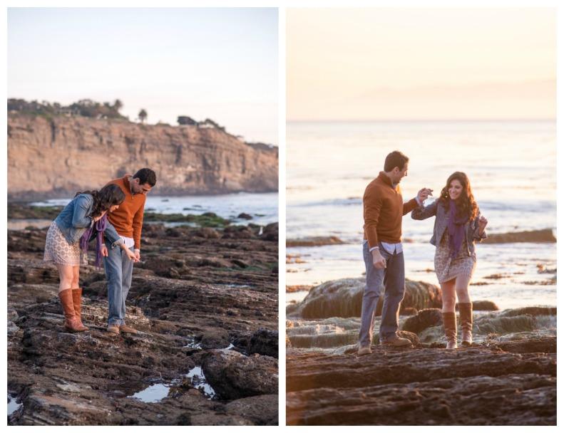 Seaside Engagement_Vivian Lin Photo