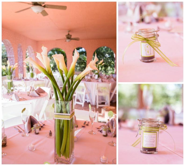 Vista De Oro_reception detail_Vivian Lin Photo