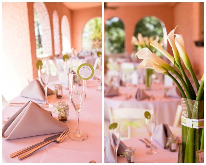 Vista de Oro_Reception Details_Vivian Lin Photo