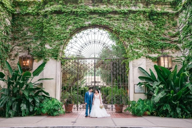 LA River Garden Center Wedding_Vivian Lin Photography_01