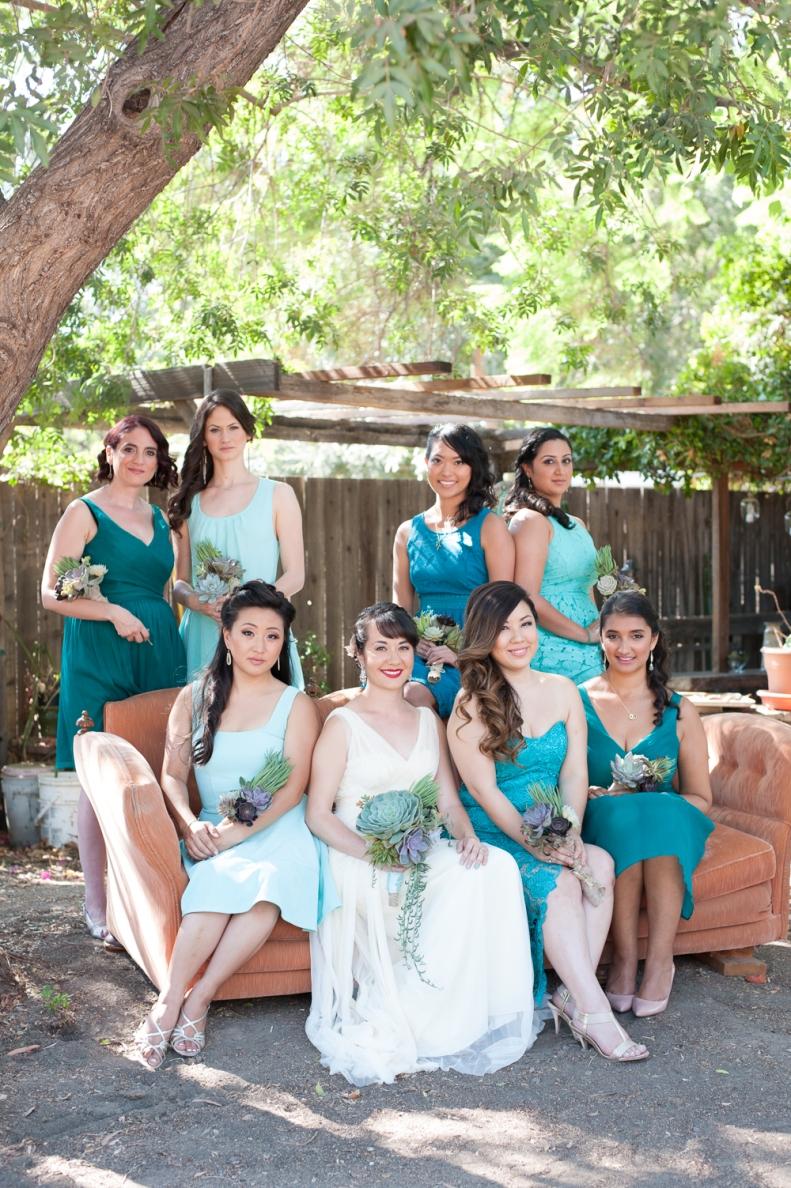 SFV Backyward Wedding_SF_Vivian Lin Photo_121