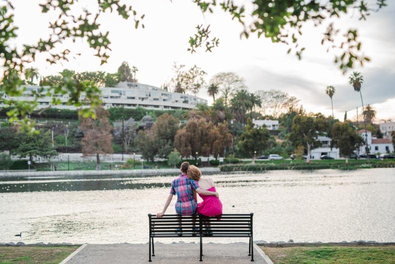 Echo Park Engagement_Vivian Lin Photo_019