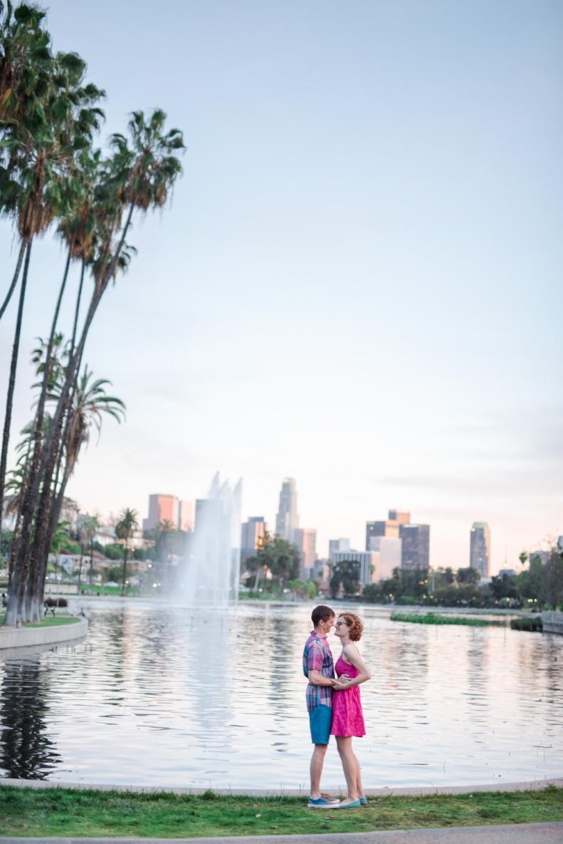 Echo Park Engagement_Vivian Lin Photo_021