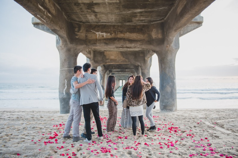 Manhattan Beach Proposal_Vivian Lin Photo-35