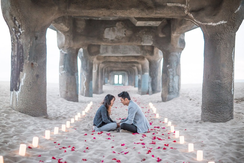 Manhattan Beach Proposal_Vivian Lin Photo-71