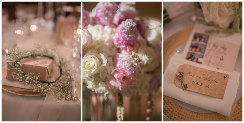 Four Seasons Wedding Pink Wedding Details_Vivian Lin Photo
