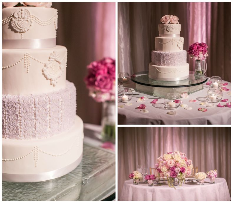 Pink & Lace Wedding Cake_Vivian Lin Photo_5