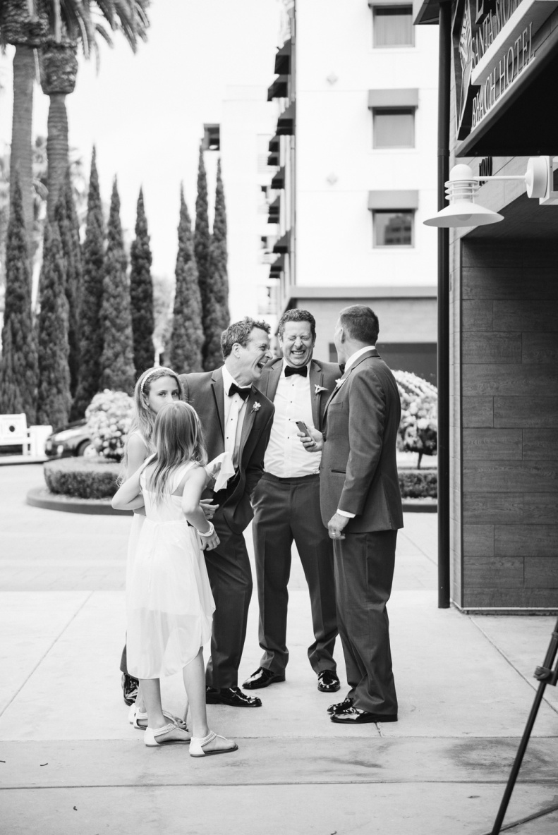 Loews Santa Monica Wedding_Vivian Lin Photography-176