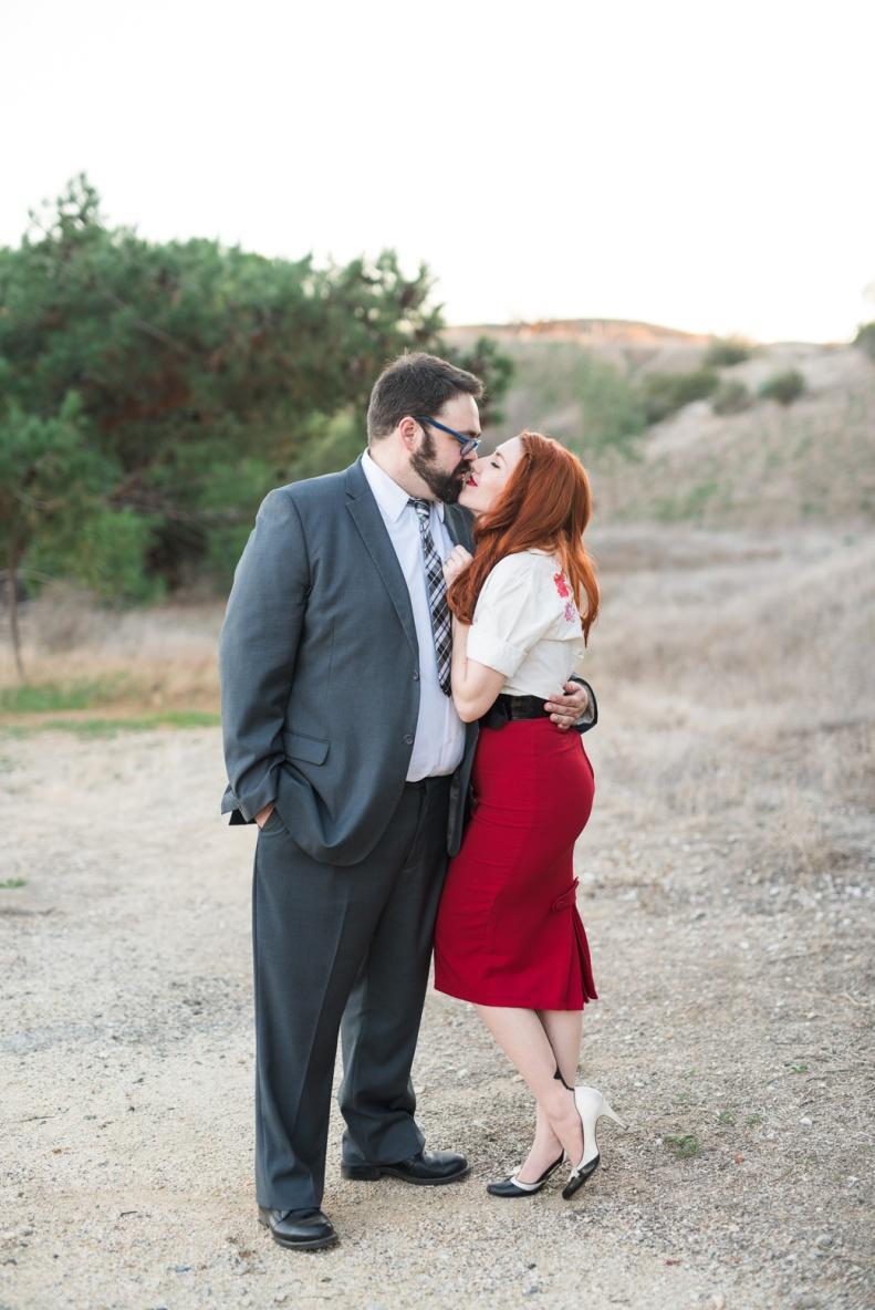 It Happened One Night Engagement_KZ_Vivian Lin Photography-106