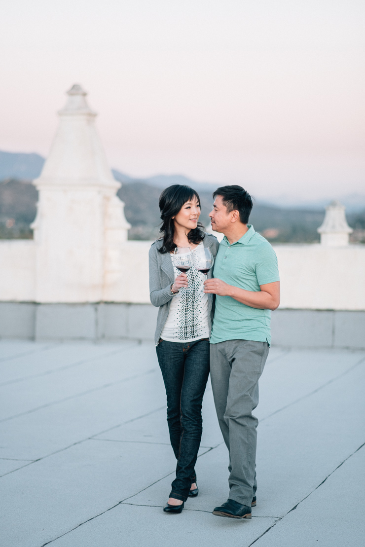 Wine Lovers Engagement Session_Vivian Lin Photo_014