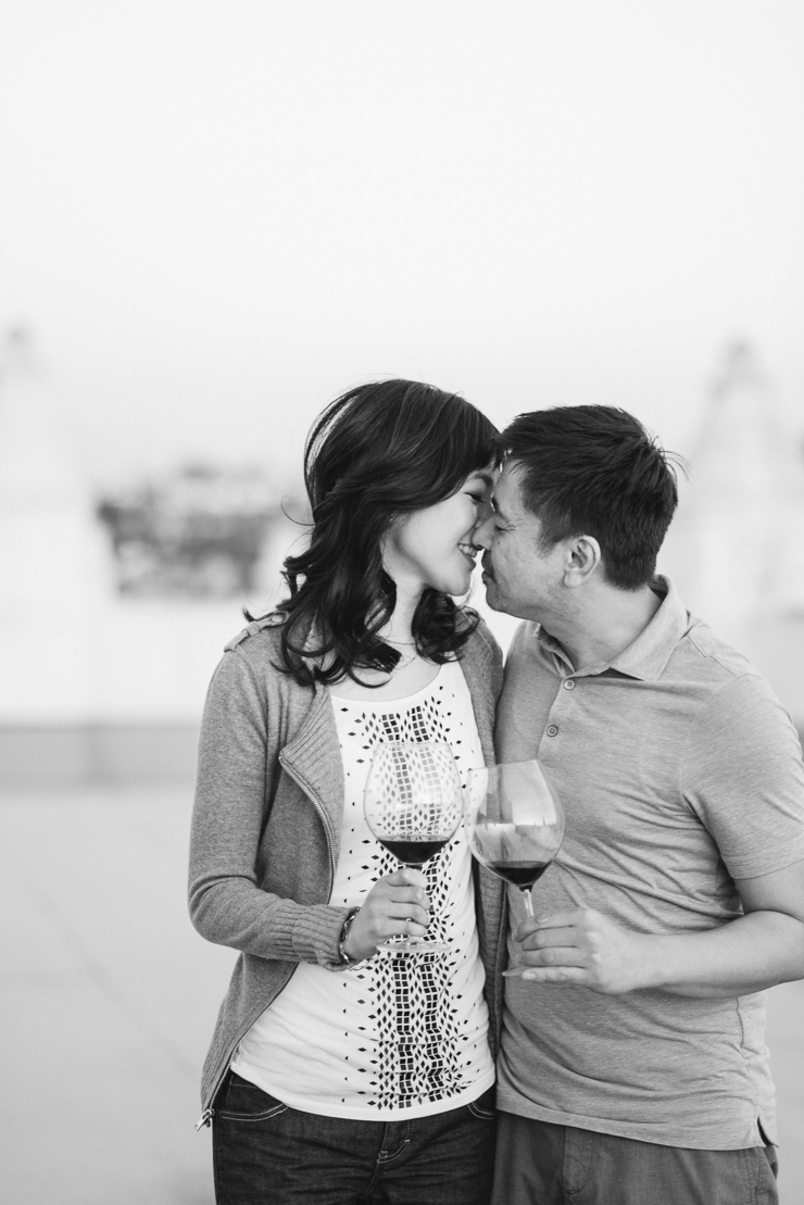 Wine Lovers Engagement Session_Vivian Lin Photo_015