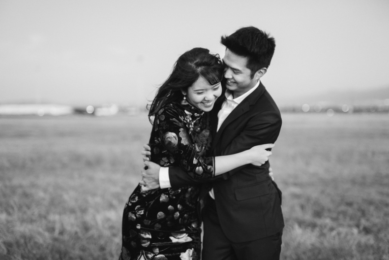 Vintage Airplane Engagement_D&B_Vivian Lin Photography_154