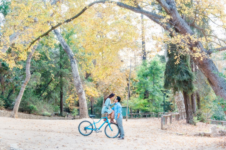 Griffith Park Engagement_ZY_Vivian Lin Photography_15