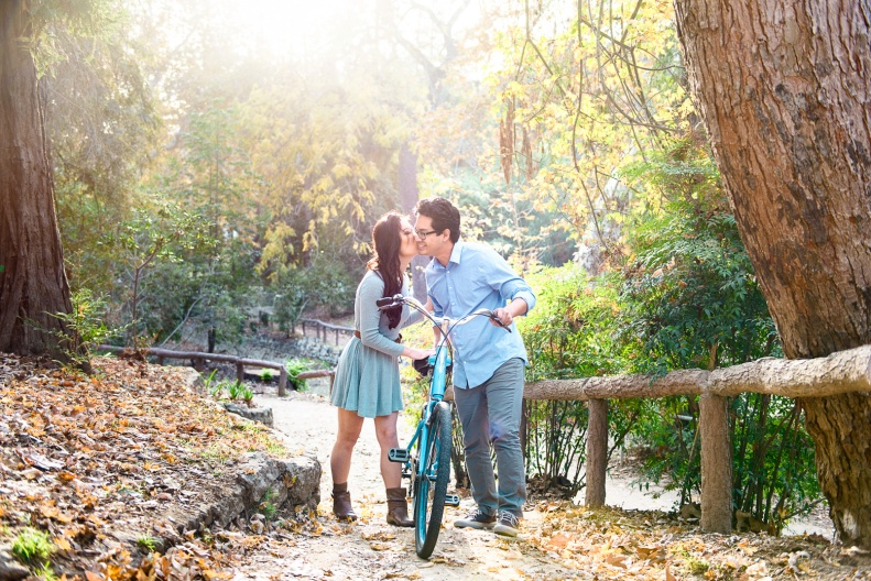 Griffith Park Engagement_ZY_Vivian Lin Photography_25