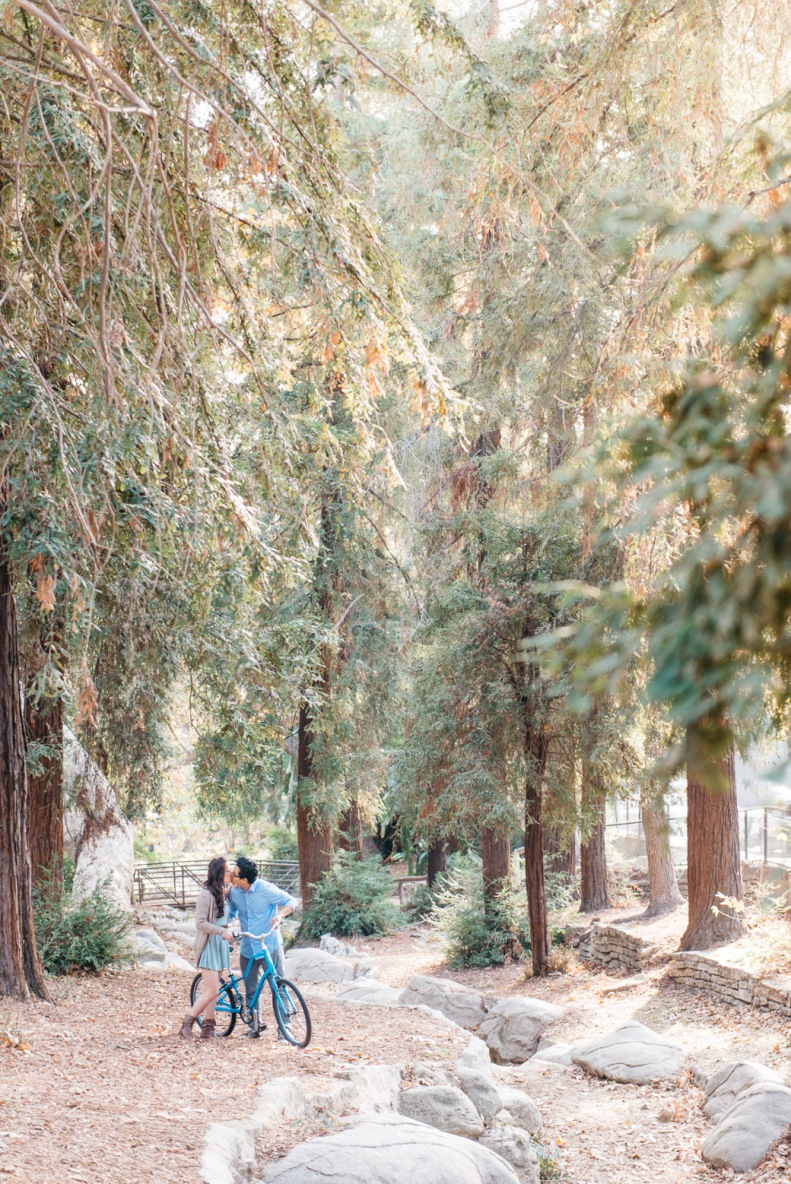 Griffith Park Engagement_ZY_Vivian Lin Photography_3