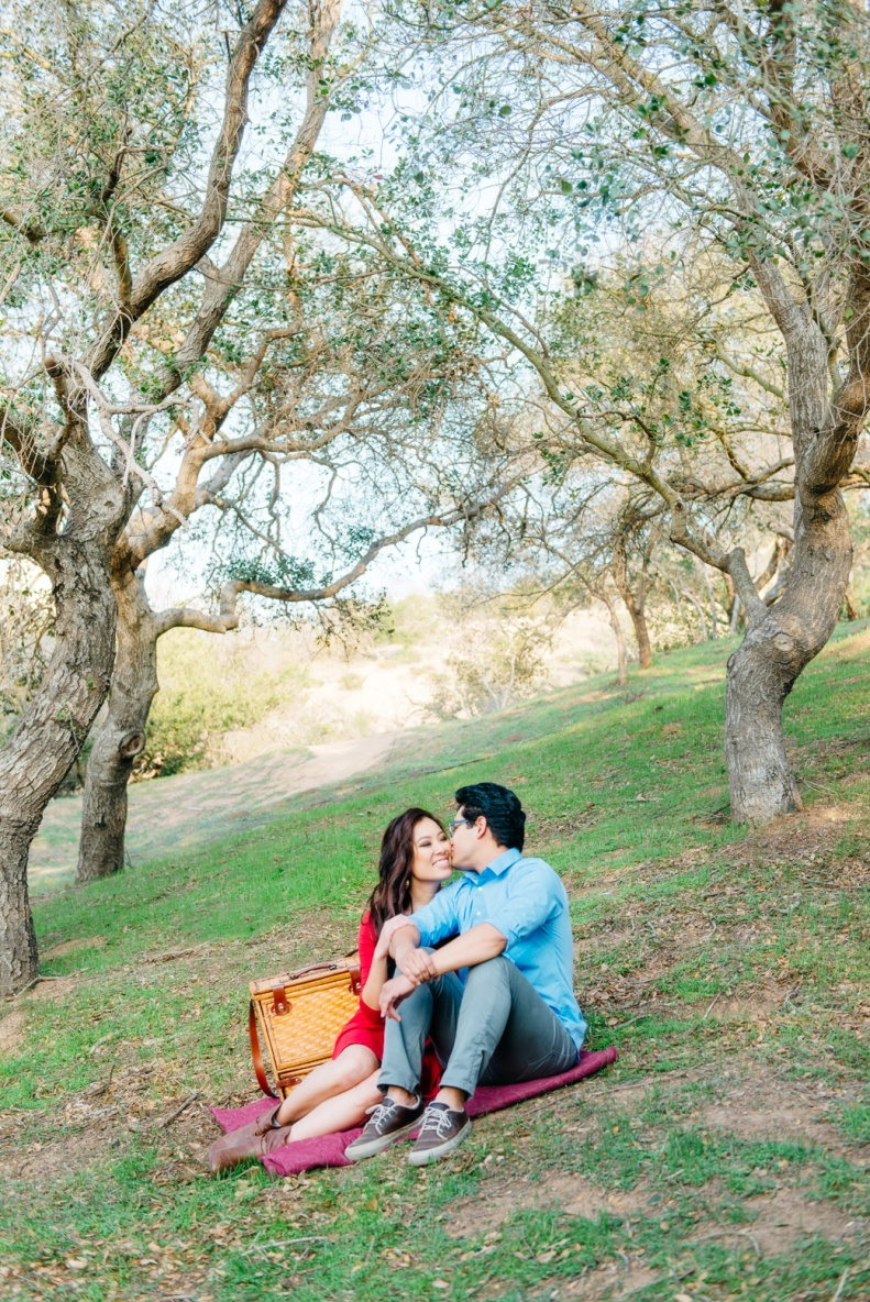 Griffith Park Engagement_ZY_Vivian Lin Photography_33
