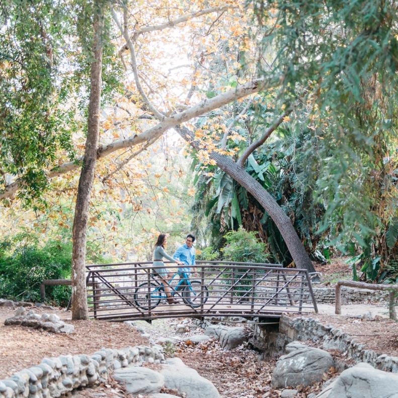 Griffith Park Engagement_ZY_Vivian Lin Photography_4