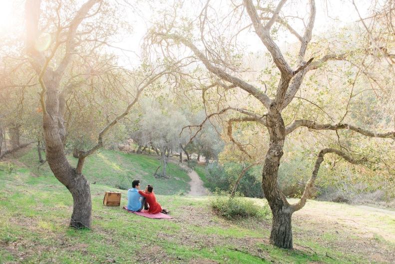 Griffith Park Engagement_ZY_Vivian Lin Photography_45