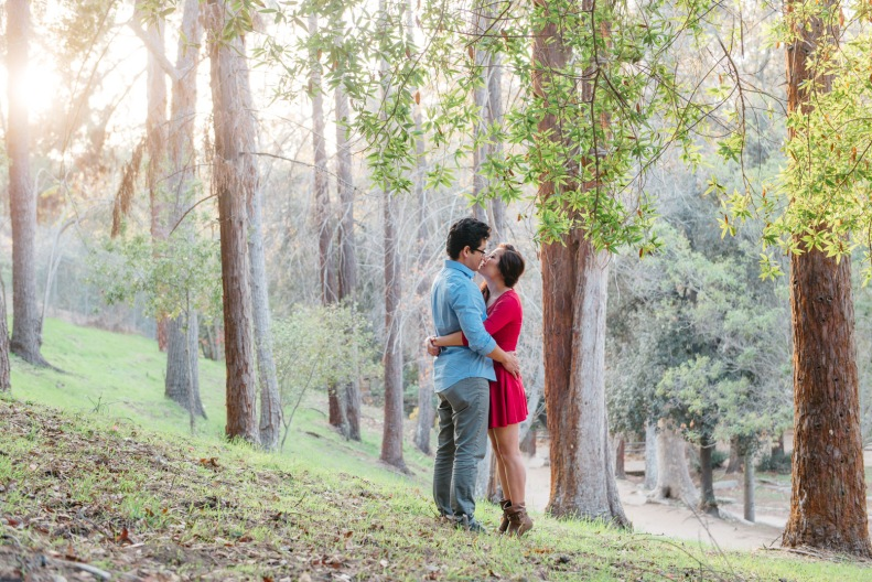 Griffith Park Engagement_ZY_Vivian Lin Photography_49