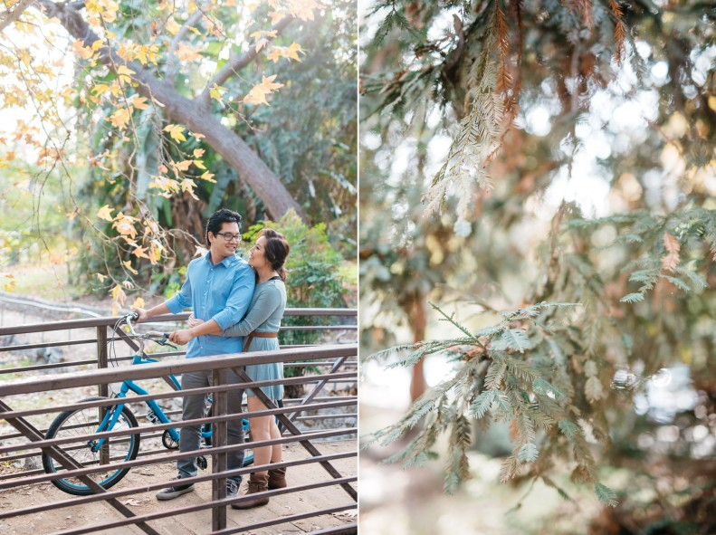 Griffith Park Engagement_ZY_Vivian Lin Photography_7