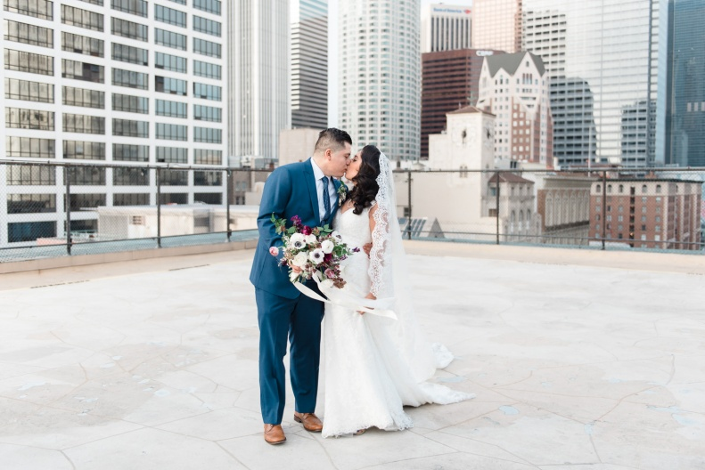 Oviatt Penthouse Wedding_A&V_Vivian Lin Photo_430