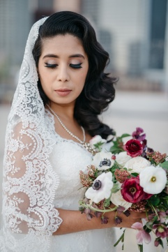 Oviatt Penthouse Wedding_A&V_Vivian Lin Photo_450