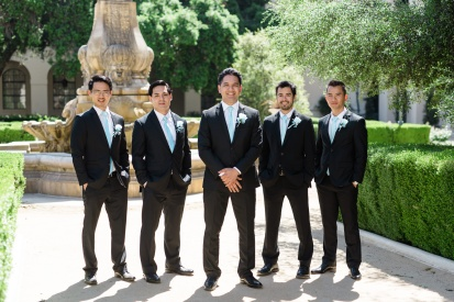 San Gabriel Hilton Wedding_Z&Y_Vivian Lin Photo_48