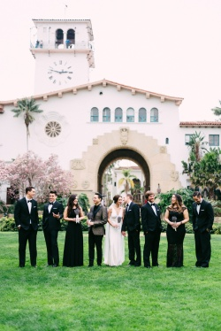 Santa Barbara Wedding_Vivian Lin Photo_16