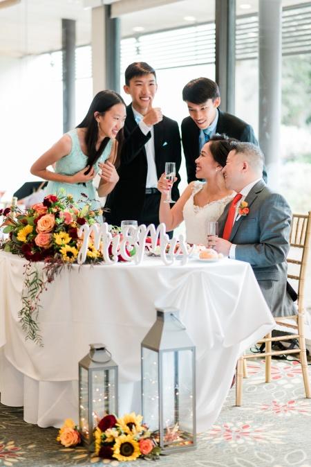 Doubletree Little Tokyo Wedding_CL_Vivian Lin Photo_113