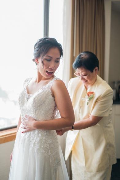 Doubletree Little Tokyo Wedding_CL_Vivian Lin Photo_32