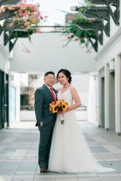 Doubletree Little Tokyo Wedding_CL_Vivian Lin Photo_39