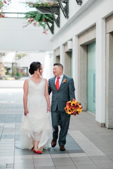 Doubletree Little Tokyo Wedding_CL_Vivian Lin Photo_41