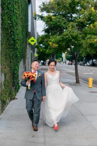 Doubletree Little Tokyo Wedding_CL_Vivian Lin Photo_68