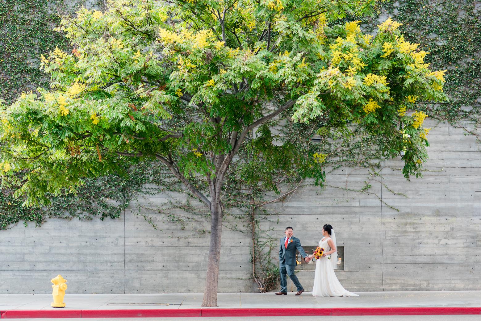 Doubletree Little Tokyo Wedding_CL_Vivian Lin Photo_70
