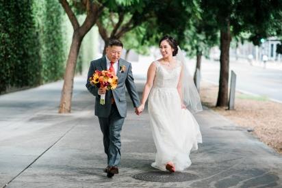 Doubletree Little Tokyo Wedding_CL_Vivian Lin Photo_73