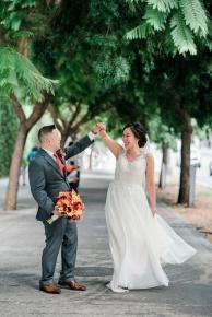 Doubletree Little Tokyo Wedding_CL_Vivian Lin Photo_75