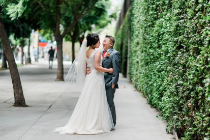 Doubletree Little Tokyo Wedding_CL_Vivian Lin Photo_81